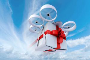 Drone el gran exito en la Navidad