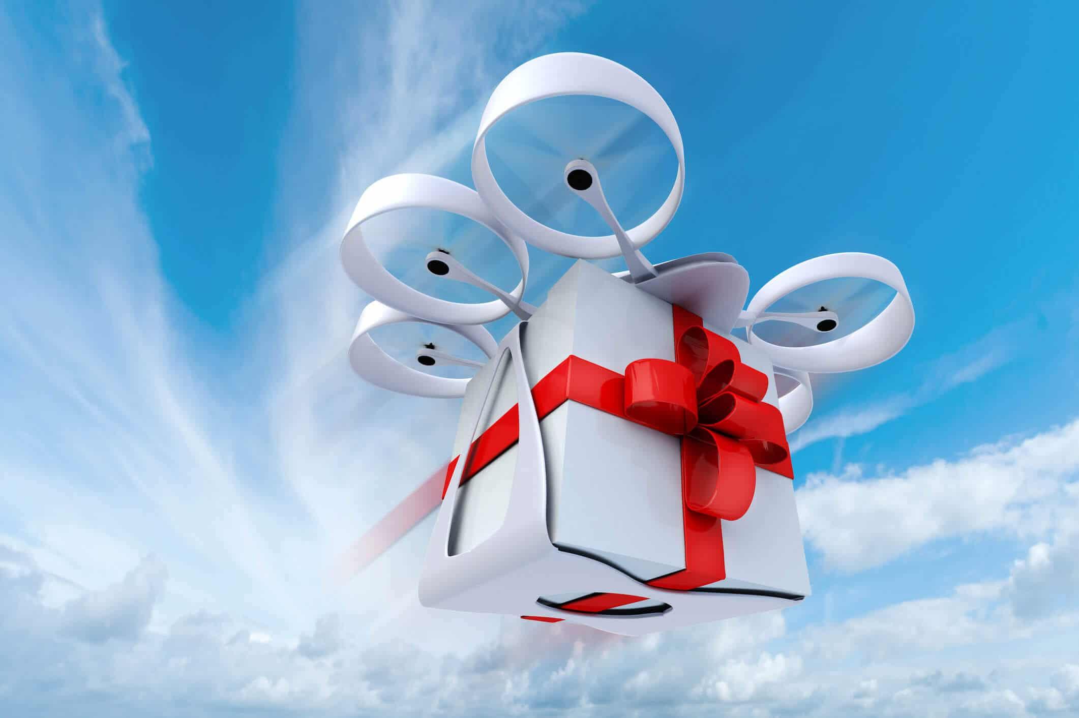 Drone el gran éxito en la Navidad