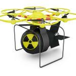 drone con bomba