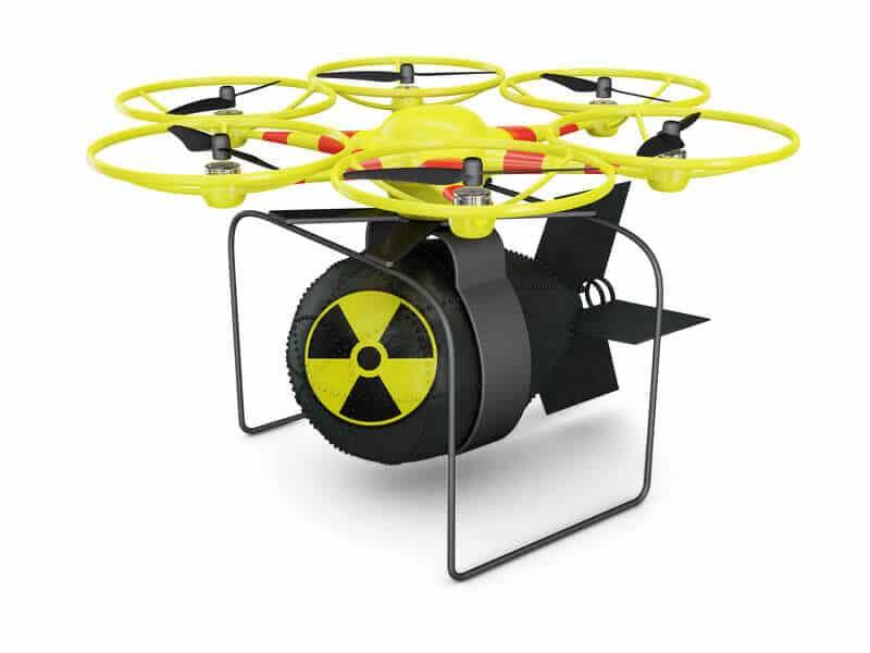 Uso de drones para cargar bombas preocupa Pentágono