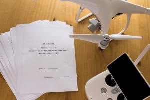 drones license