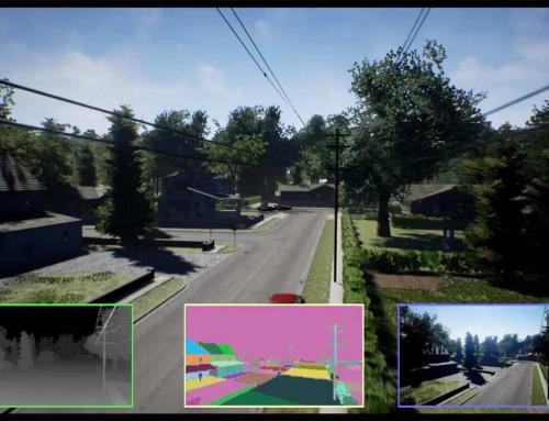 Nuevo simulador de Microsoft para drones y robots