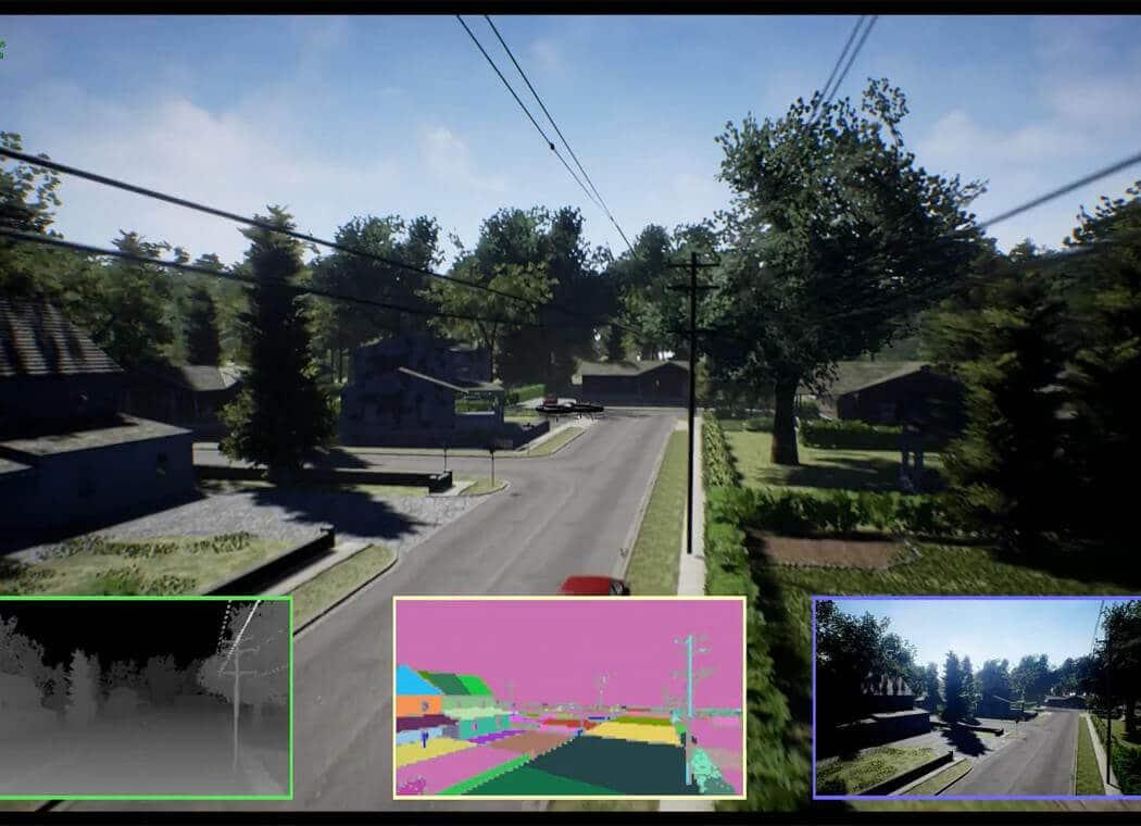 microsoft drones simulador