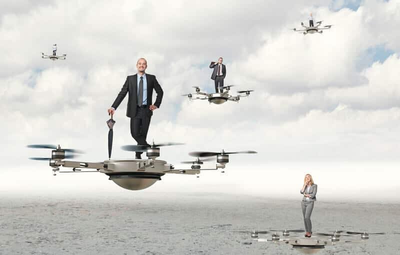 Campañas electorales y el sector corporativo estimulan la demanda por el servicio de drones