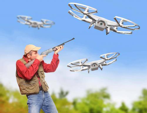 Usted o su empresa ya homologó sus drones?