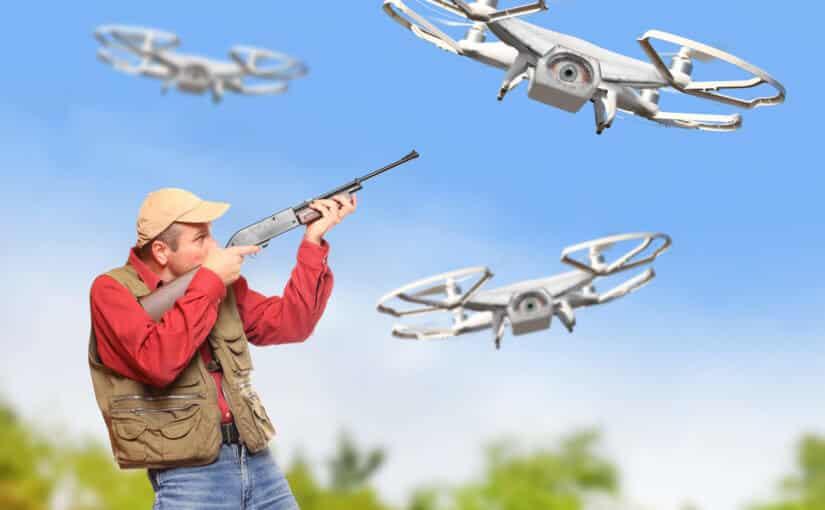 Usted o su empresa ya homologó el de drones?